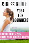 stress relief yoga for beginners