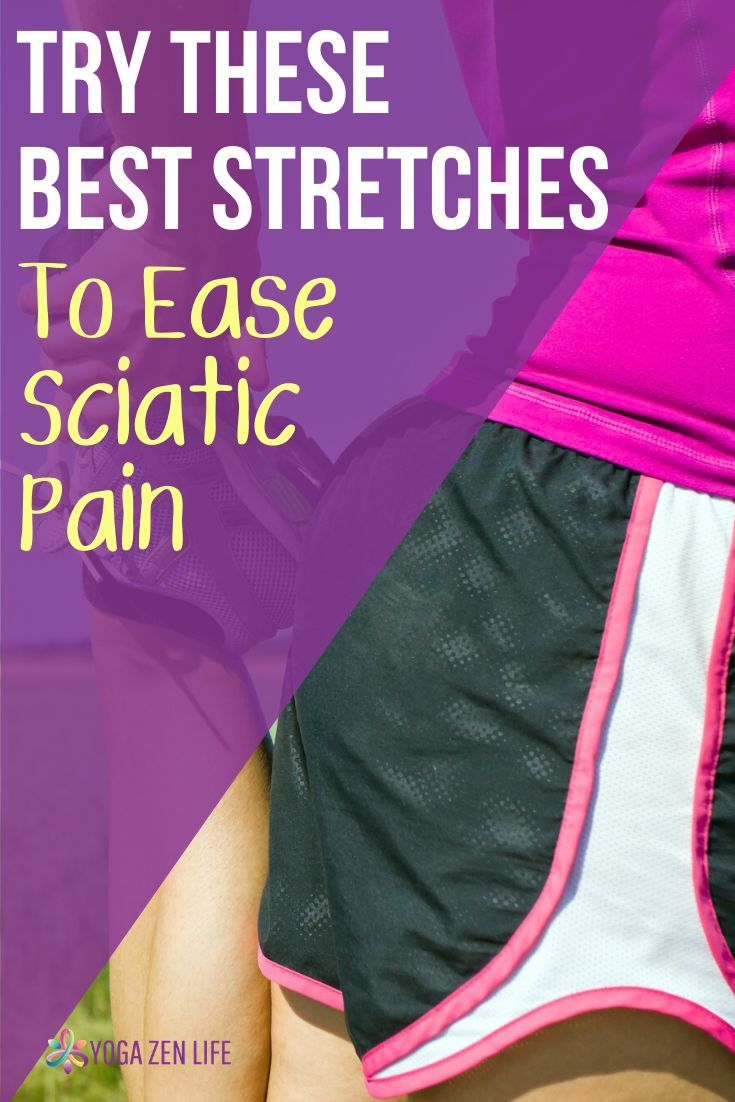 best stretches for sciatica pain
