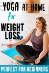 can you lose weight with doing yoga at home pin 1