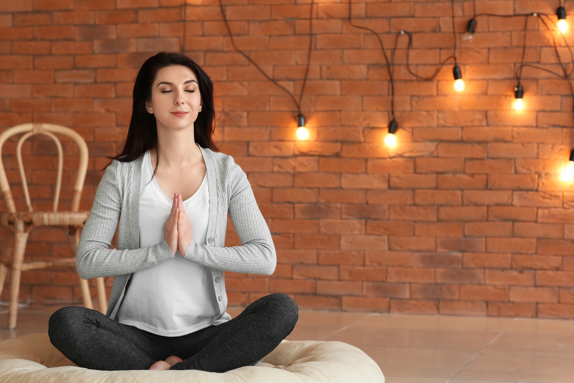 creating the perfect meditation space