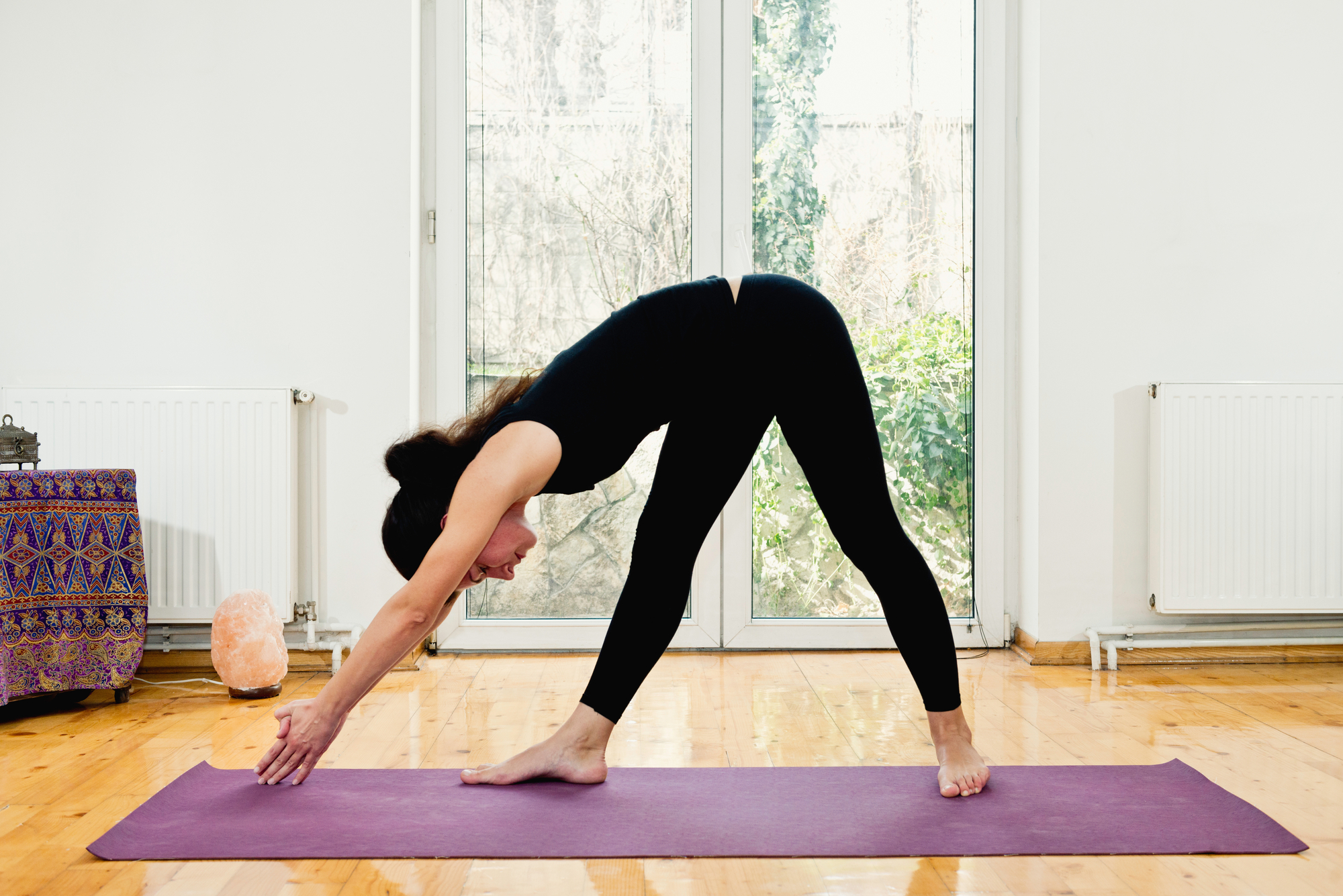 which yoga is good for weight loss at home