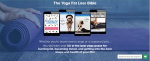 yoga fat loss bible